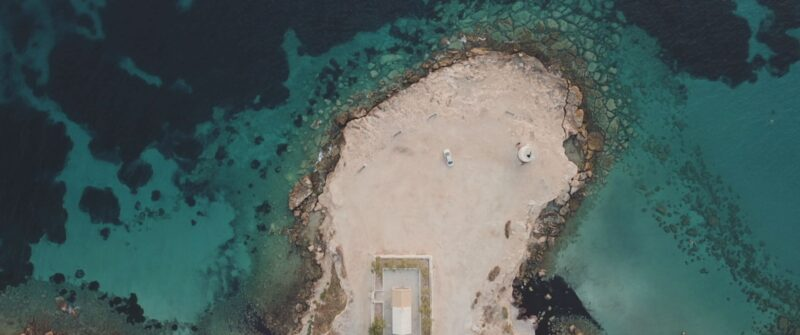 A picturesque church in Greece. A boho wedding Aigina island | whitefilming