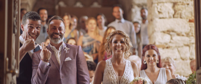 Real moments captured at Samos island. A boho wedding in Greece | whitefilming